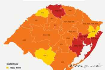 Sobradinho integra região com bandeira laranja em nova atualização do Estado - GAZ