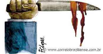 Homem é preso suspeito de esfaquear o irmão em Sobradinho 2 - Correio Braziliense