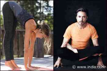 International Yoga Day: From Jennifer Aniston to Robert Downey Jr, HERE Are 10 Hollywood Celebrities Who Prac - India.com