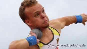 Paralympics-Sieger Kappel stößt Weltrekord - Süddeutsche Zeitung