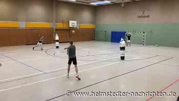 Kontaklos trainieren? Handballer der HG Elm machen es vor - Helmstedter Nachrichten