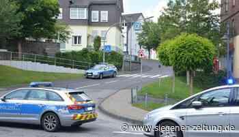 Großeinsatz der Polizei in Betzdorf: Angebliche Tötung der Tochter erfunden - Betzdorf - Siegener Zeitung