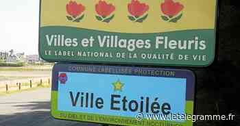 Les labels touristiques s'affichent route du Laber - Le Télégramme