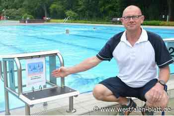 Badespaß für 350 Gäste - Westfalen-Blatt