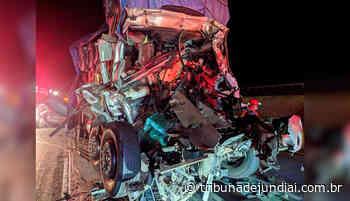 Acidente entre caminhões deixa dois mortos na rodovia Bandeirantes - Tribuna de Jundiaí