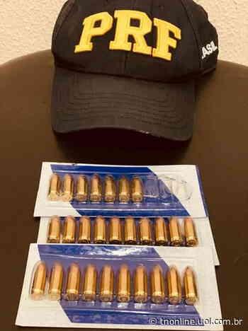 Homem é preso com munição de uso restrito em Ortigueira - TNOnline - TNOnline