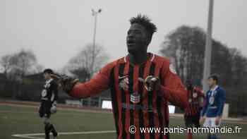 Football - N3 : Stive Mendy à Oissel - Paris-Normandie