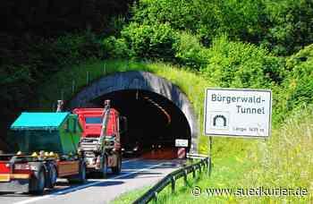 Waldshut-Tiengen: Der Bürgerwaldtunnel in Tiengen wird mit zusätzlichen Notausgängen und Fluchtstollen ausgerüstet - SÜDKURIER Online