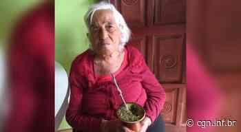 Falece aos 90 anos, Cecília Machado Fonseca Castilho - CGN