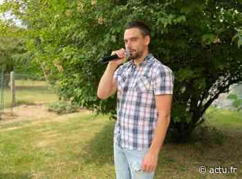 Fête de la musique : à Grandvilliers, Jo Dutilloy chante en direct sur Facebook - actu.fr