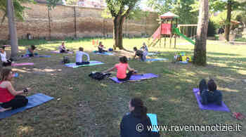 Yoga Day al Parco delle Cappuccine di Bagnacavallo - ravennanotizie.it