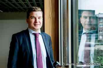 Bernard Vanheusden wordt de nieuwe rector van de UHasselt
