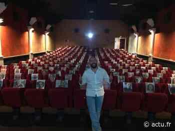 Cinéma Le Rex à Bernay. C'est l'heure de la réouverture - Normandie Actu