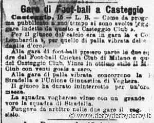 Casteggio: quella Coppa Negrotto che il Milan alzò vincendo 20-0 con il portiere che fumava in porta su una sedia… - DerbyDerbyDerby