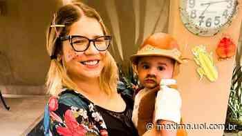 """Marilia Mendonça celebra os 6 meses do pequeno Léo com tema de Festa Junina: """"Comemoramos entre nós"""" - Máxima"""