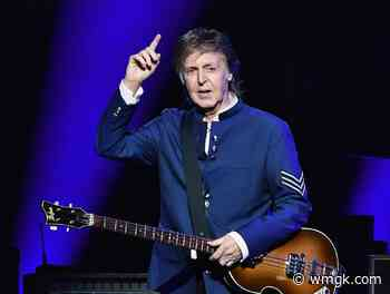 FLASHBACK: Paul McCartney on 'Carpool Karaoke' - wmgk.com