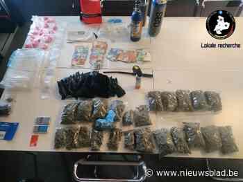 Lokale recherche doet drugsvangst ter waarde van 40.000 euro