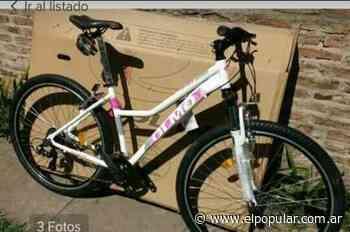 Intentan recuperar una bici robada en Pueblo Nuevo - El Popular Medios