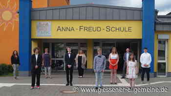 Anna-Freud-Schüler entlassen - Gießener Allgemeine