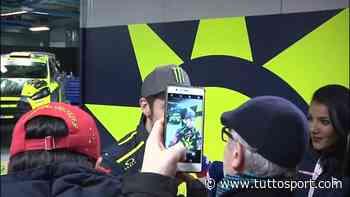 "Moto Gp, Stoner ""consiglia"" Rossi - Tuttosport"