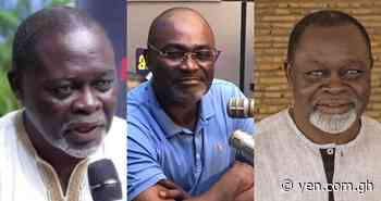 Azumah Nelson speaks about how he helped MP Kennedy Agyapong to buy his first house - YEN.COM.GH