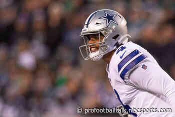 Dak Prescott, Cowboys still tussling over length of contract