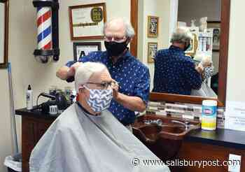 Final cut: Davey Overcash retires after 50 years as a hairstylist - Salisbury Post - Salisbury Post