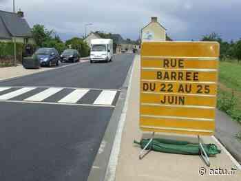 Evron : circulation interdite sur la D20 entre Châtres et Evron du 22 au 25 juin - actu.fr