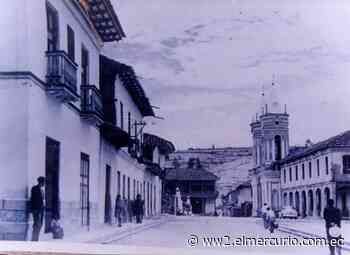 Los apuntes históricos de Gualaceo en un libro de Hugo Lucero - El Mercurio (Ecuador)