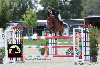Andres Vereecke wint Small Grand Prix in Bonheiden - equnews.be