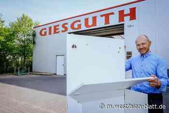 Unverhoffter Auftrag - Westfalen-Blatt