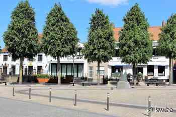 Extra terrascapaciteit voor horeca in Oudenburg - Krant van Westvlaanderen