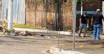 Asesinan a joven en Puerto El Triunfo, Usulután - Solo Noticias