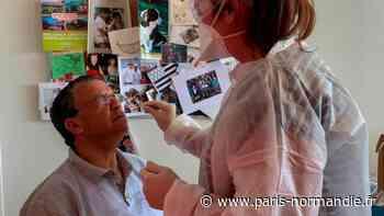 Coronavirus. Reportage à la résidence l'Espages de Val-de-Reuil, où résidents et personnel ont été dépistés - Paris-Normandie
