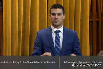 Weekly Update From Kenora MP Eric Melillo - ckdr.net