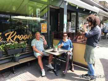 Mysterie opgelost: zo kun je toch een intiem gesprek voeren op het terras - indebuurt Arnhem - indebuurt