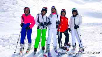 These Black British Women are Bringing Melanin to the Mountains
