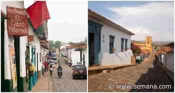 Turismo Colombia: Barichara, ¿Cómo la afecto el coronavirus? - Semana.com