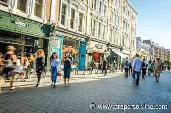 UK footfall up 45% as retail reopens