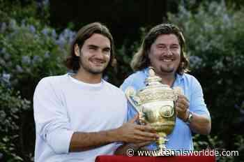 Peter Lundgren erinnert sich an die Trennung von Roger Federer - Tennis World DE