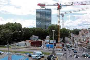 Kann das Landratsamt zwischen Karlsruhe und Ettlingen gebaut werden? - BNN - Badische Neueste Nachrichten
