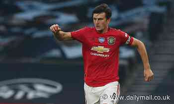 Harry Maguire rallies Manchester United team-mates in Champions League chase