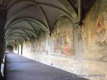 Florence I Care, via al Restauro dei dipinti delle lunette del Chiostro Grande di Santa Maria Novella - gonews
