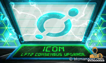 ICON (ICX) Launches Smart Contracts-Supporting Consensus Algorithm - BTCMANAGER