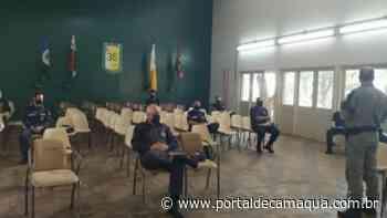 35°BPM habilita agentes municipais de trânsito em Cachoeira do Sul - Portal de Camaquã