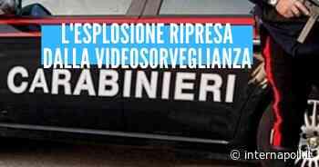 Bomba contro un negozio ad Afragola, Esposito arrestato grazie alle telecamere - InterNapoli.it