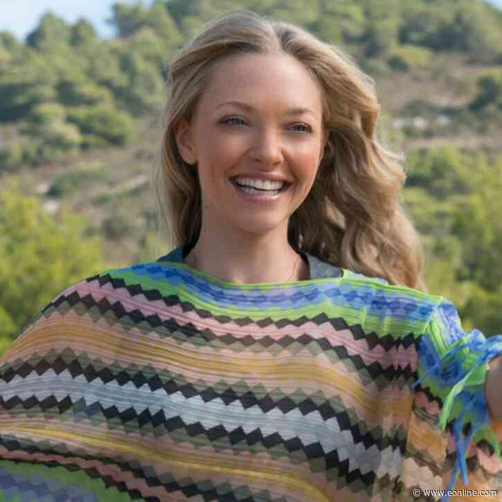 Amanda Seyfried Weighs in on a Possible Mamma Mia 3 Movie - E! NEWS