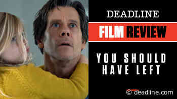 'You Should Have Left' Review: Kevin Bacon And Amanda Seyfried Deftly Keep A Straight Face Battling A House Of Demons - Deadline
