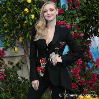 Amanda Seyfried banned from singing by daughter - Yahoo New Zealand News