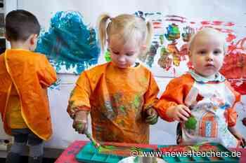 Wo schon Kleine zu Künstlern werden - Deutscher Kita-Preis geht nach Aurich - News4teachers